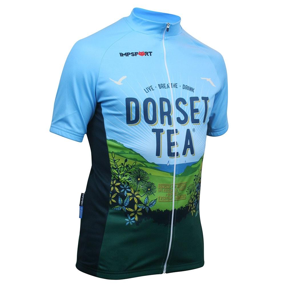 Impsport Dorset Tea Short Sleeved Cycling Jersey
