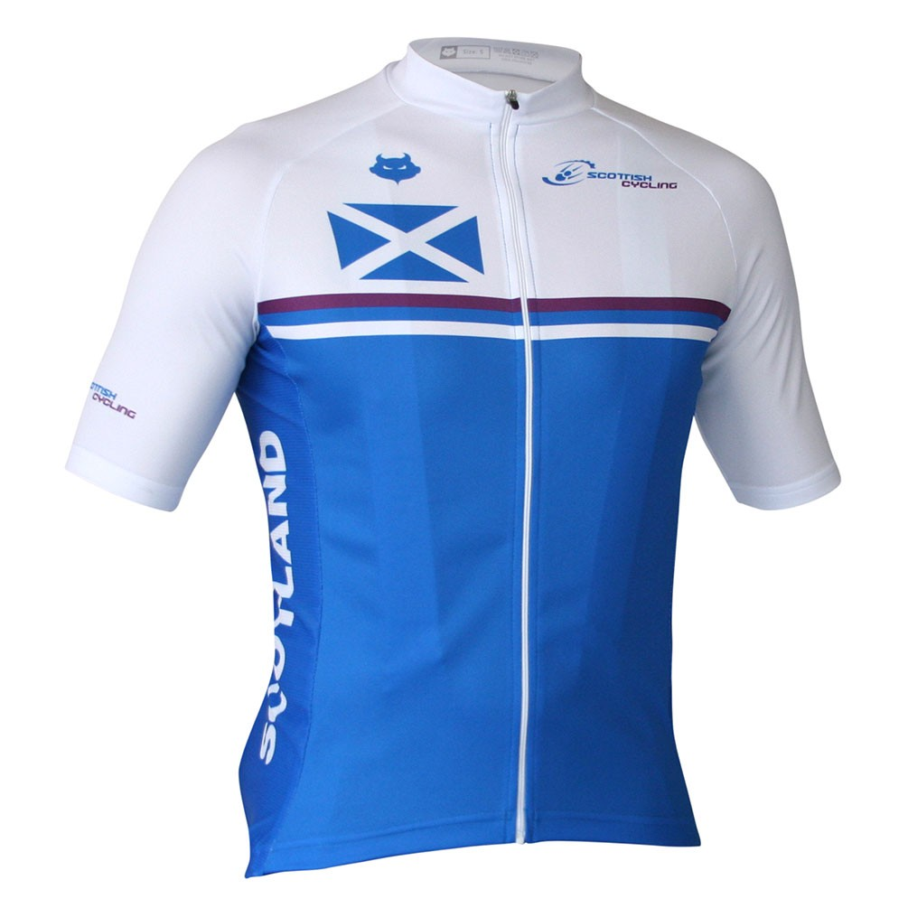 Scottish Cycling Replica Club Fit Jersey