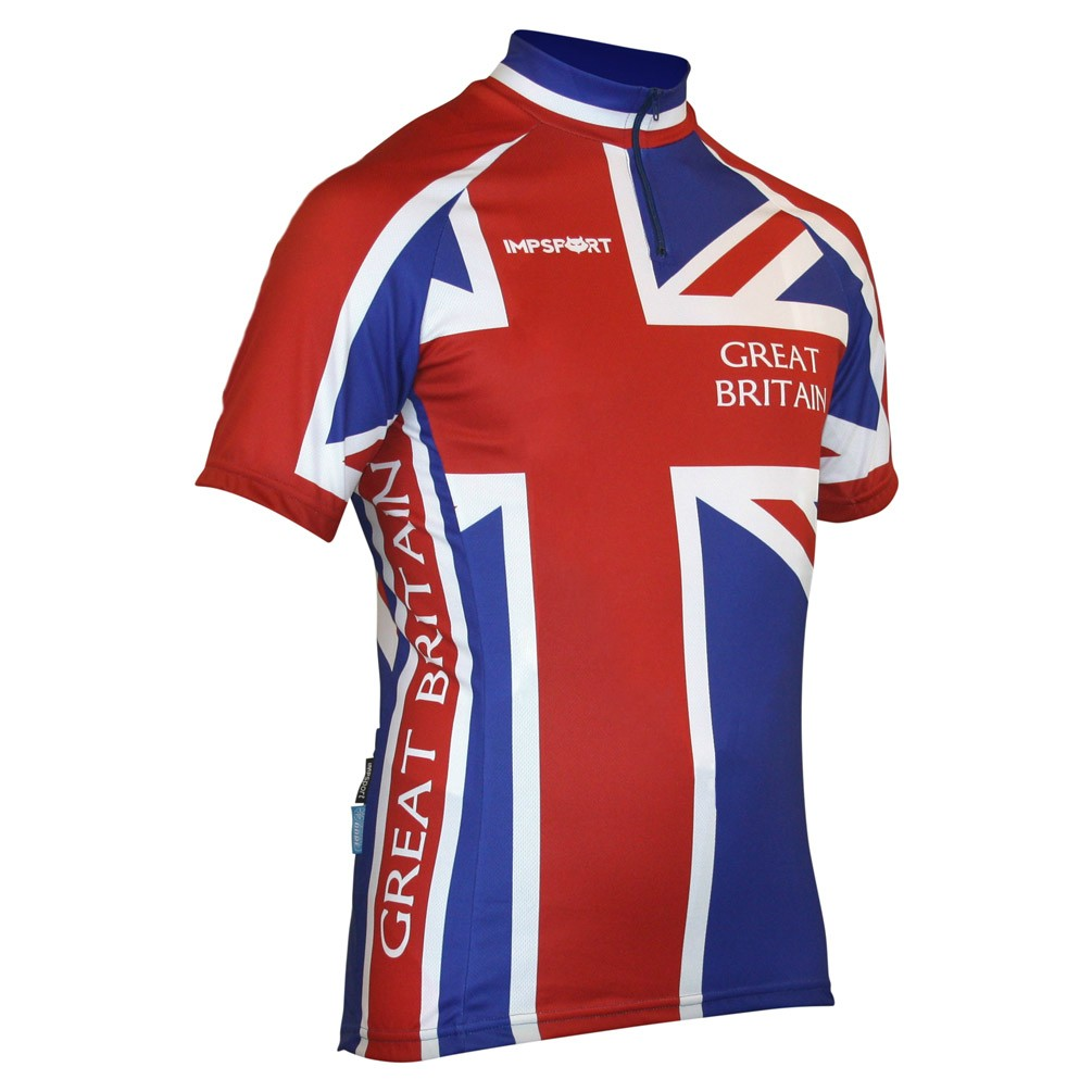 Impsport Great Britain Cycling Jersey