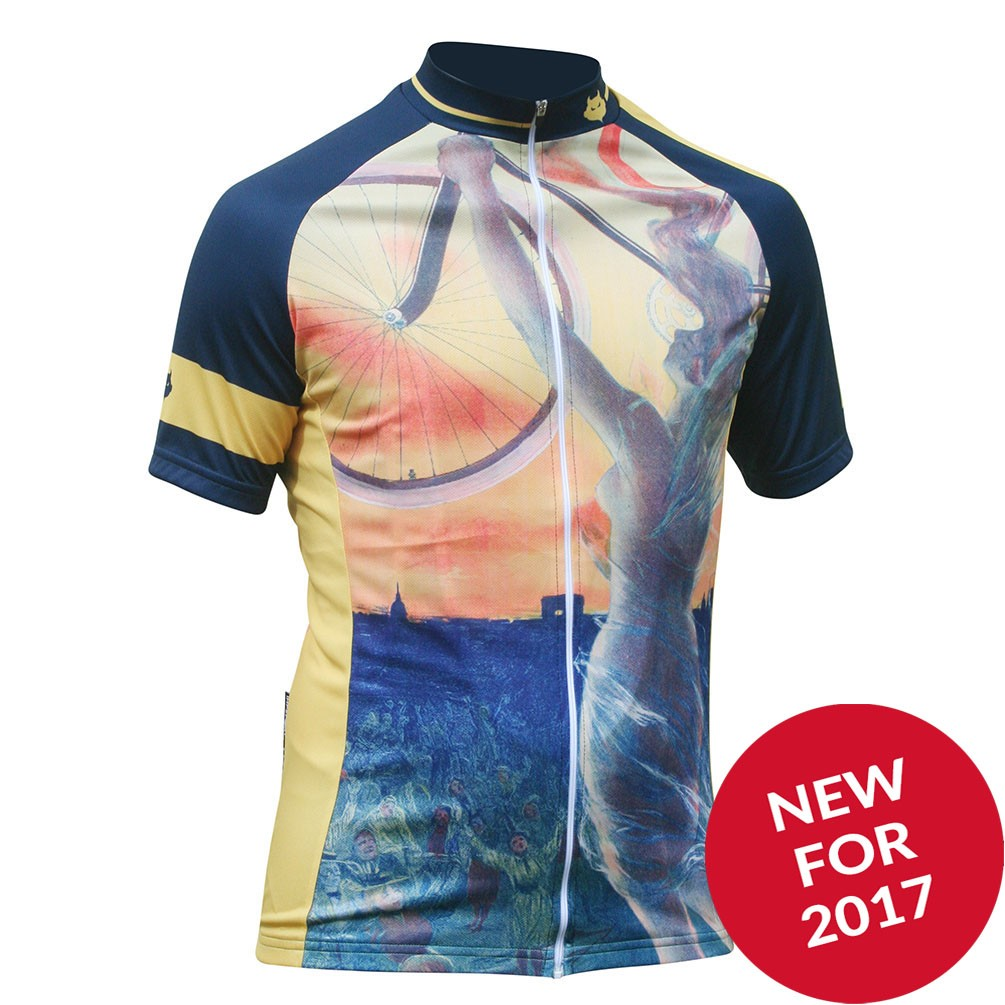 Impsport Retro Collection - Kitting Out Goddess Cycling Jersey New for 2017
