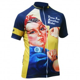 Impsport Retro Collection - Always Reliable Rosie Cycling Jersey