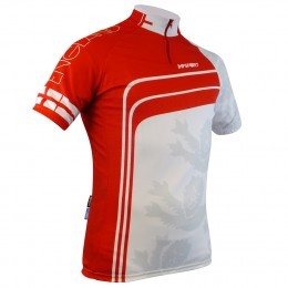 Impsport National Valiant England Short Sleeve Performance Road Jersey