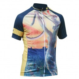 Impsport Retro Collection - Kitting Out Goddess Cycling Jersey