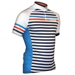 Impsport Rouleur Orange Cycling Jersey