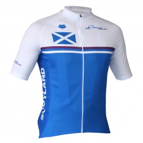 Scottish Cycling Replica Club Fit Jersey