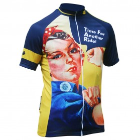 Impsport Retro Collection - Always Reliable Rosie Cycling Jersey new for 2017
