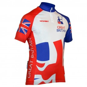 Impsport Rule Britannia Cycling Jersey