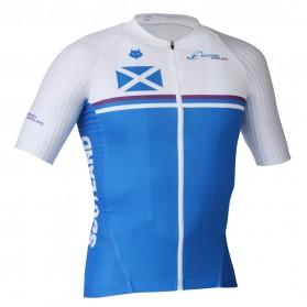 Scottish Cycling Replica Race Fit Jersey